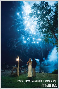 Wedding in Maine Magazine