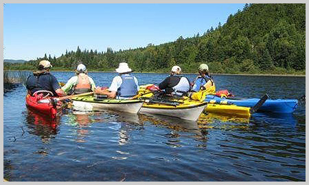 Bald Mountain Camps Resort Oquossoc Maine